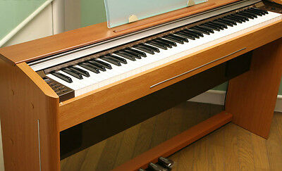 Casio Privia PX-800 Digital Piano, fully weighted 88 keys, 3 pedals, full size