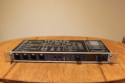 RME Fireface UFX USB/FireWire Interface MINT CONDITION!!