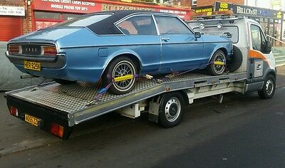 Car/motorbike transportation/recovery service. Collection & delivery derby