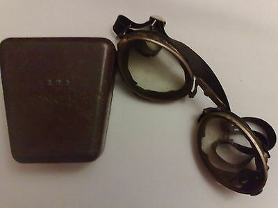 Lunettes SNCF cheminot