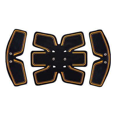 ABS Sixpad Training Gear Body Fit Electrical Muscle Stimulation Toning Belts