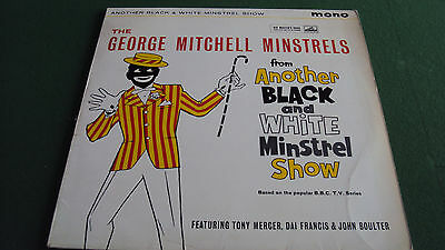 Another Black&white Minstrel Show.