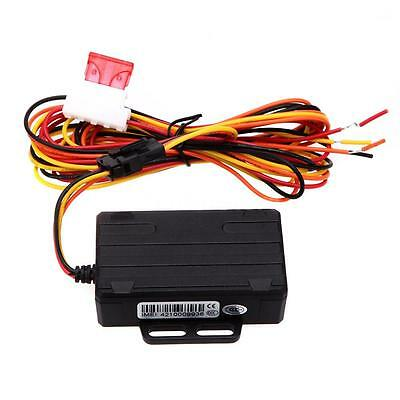 Waterproof Real Time Gps Gsm Car  Tracker Sms Anti-Theft Car Tracking Alarm W4B9