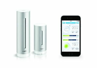 Netatmo Personal Weather Station | Android iOS Temperature, Humidity