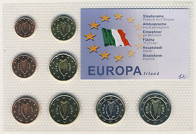 Irland Euro KMS 2005 BTN Blister
