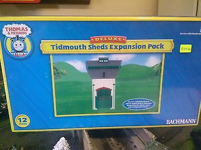 Bachmann Thomas the Tank engine Tidmouth Sheds extension pack ref 45238