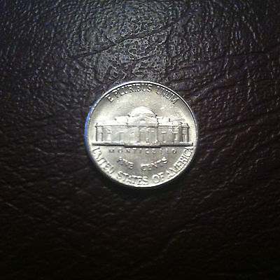 1996 US 5 Cent Coin