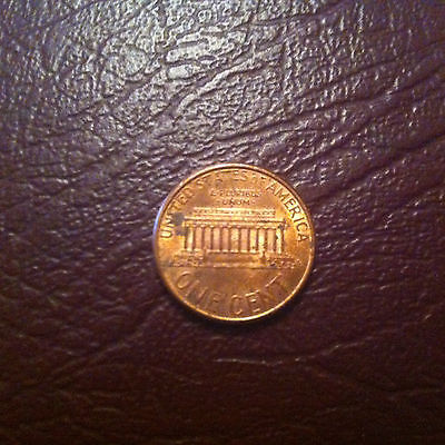 1999 US 1 cent Coin