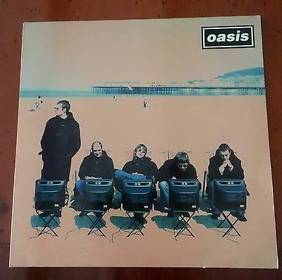 Oasis - Roll With It single on 12' Vinyl
