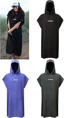 Northcore Beach Basha Towelling Changing Robe Mens Kids & Ladies change swiming