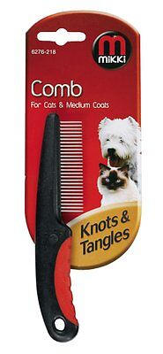 mikki comb  for dogs and cats with medium coats (218)