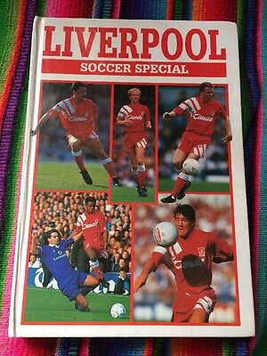 Liverpool Soccer Special Book