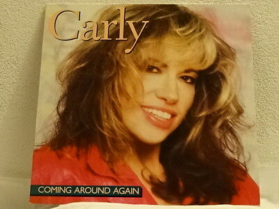 Carly Simon Coming Around Again ,  LP wached