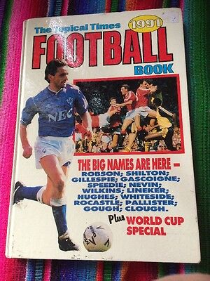 The Topical Times Football Book 1991