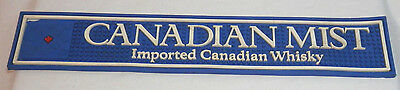 Canadian Mist Imported Canadian Whisky Bar Mat