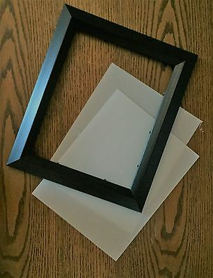 * Picture Frame For 10 X 8 Film Cell Display *