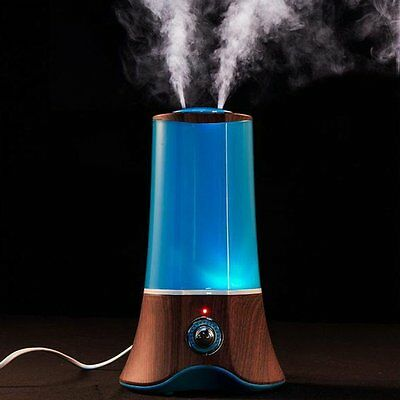 2.5L Air Aroma Essential Oil Diffuser LED Ultrasonic Aromatherapy Humidifier
