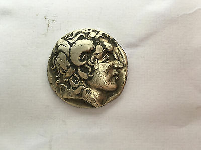 Lysimachus. (323-281 BC). AR  tetradrachm. Rare reverse. Price Lowered!!