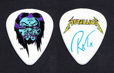 Metallica Robert Trujillo Signature Zombie Guitar Pick - Dunlop Reissue