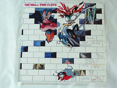 Pink Floyd - 2 Lp The Wall - Gatefold - Colombia 1979 Reissue -Black Vinyl -New