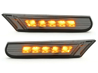 LED Side Marker Porsche 996 Carrera 4S 991 Turbo Smoke Lights