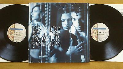 Prince & The New Power Generation - Diamonds And Pearls  2 Lp Vinyl
