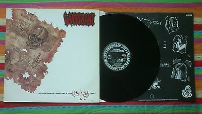 """Wolfsbane - All Hell's Breaking Loose Dowwn At Little Kathy  Ep 12""""  Vinyl"""