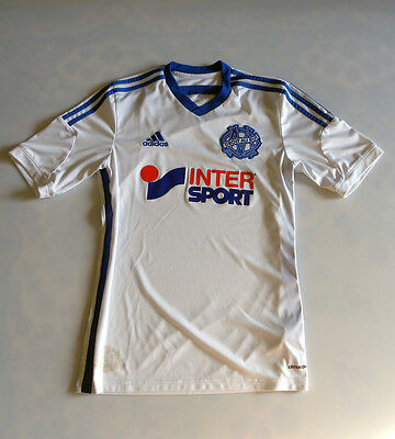 Olympique Marseille 2013 / 2014 Home Kit Jersey Shirt