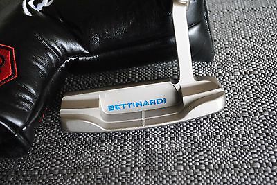Bettinardi Golf Brand New Left Handed Bbseries Bb1 With Headcover