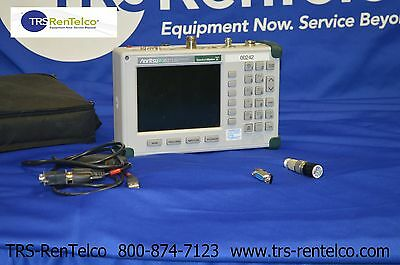 ANRITSU MS2711D  3 GHz Hand Held Spectrum Analyzer