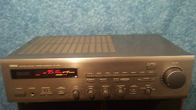 Yamaha natural sound stereo receiver RX- 350