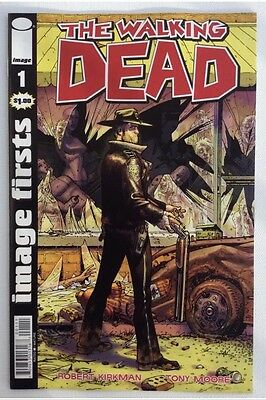 Walking Dead #1 Image First NM