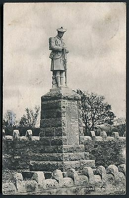 Argyll & Bute - Taynuilt War Memorial - Posted 1921 - Macgregor Publisher