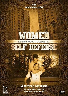 Women Learn how to master Self Defense DVD NEW