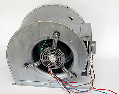 Furnace main Air blower squirrel cage fan assembly 115V 1/3 HP 4 sp HQ1012514EM