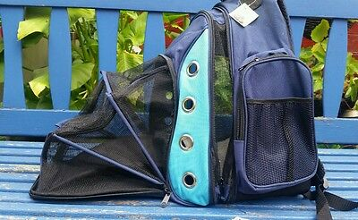 pet carrier backpack for small dogs, cats, small animals
