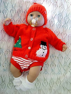 """4 Piece Dolls Clothes Outfit to fit Baby Annabel 18""""/43cm"""
