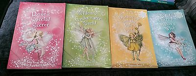 4 x tales from the flower fairies garden by kay woodward