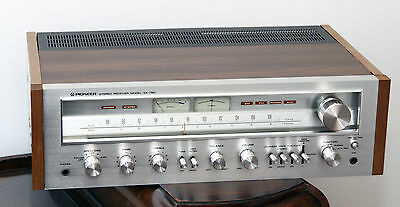 Pioneer SX-750 Vintage Stereo AM/FM Receiver
