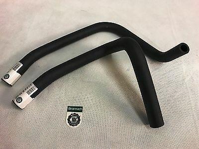 Bearmach Land Rover Defender 300tdi In & Out Heater Hose Pipes BTR6164 BTR6165