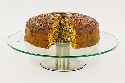Christmas Fruitcake Made With Brandy Soaked Fruit 20Cm   With Free Next Day P&p