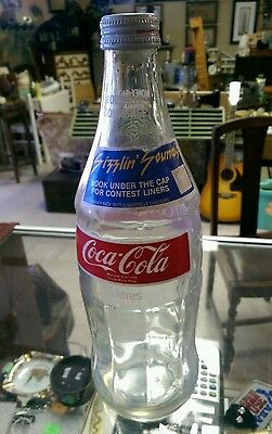 Vintage 1.5 Liter Glass Coca Cola Bottle from Toronto, Canada