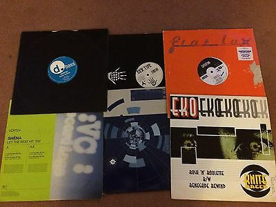 "90's / hardcore / Rave /house/vinyl Joblot / 40 /  12"" vinyl records /""LOOK"""