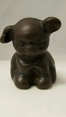GRISWOLD CAST IRON PUP guaranteed authentic