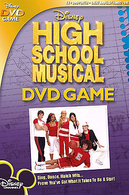 Disney HIGH SCHOOL MUSICAL DVD GAME