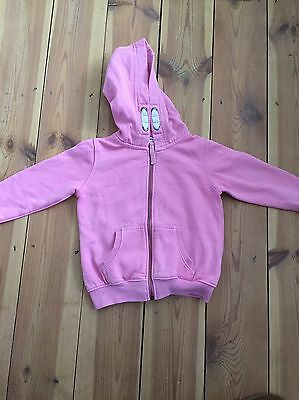 Next Tracksuit Top Girls Pink Age 5