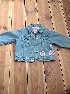 George Denim Jacket Age 2-3 Girls