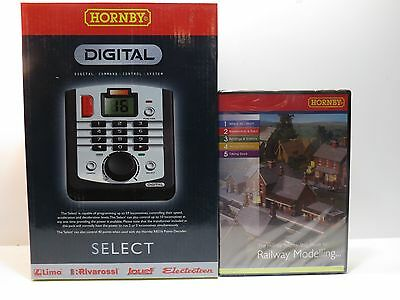 Hornby, R8213,select Digital Controller,new,boxed,free Dvd Rrp.£26 Ideal Present