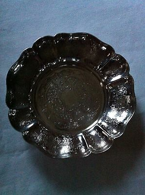 antique walker&Hall Sheffield decorative silver plated dish ideal for christmas