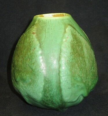 Early Hampshire Pottery Organic Form Vase  NR